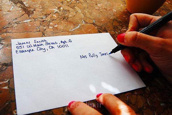 write-address-in-english