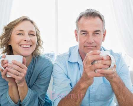 گوش دادن به صحبتهای همسر