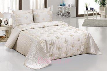 Embroidery Luxury Bedspread - B1201