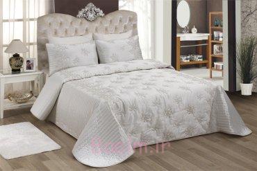 Embroidery Luxury Bedspread - B1203