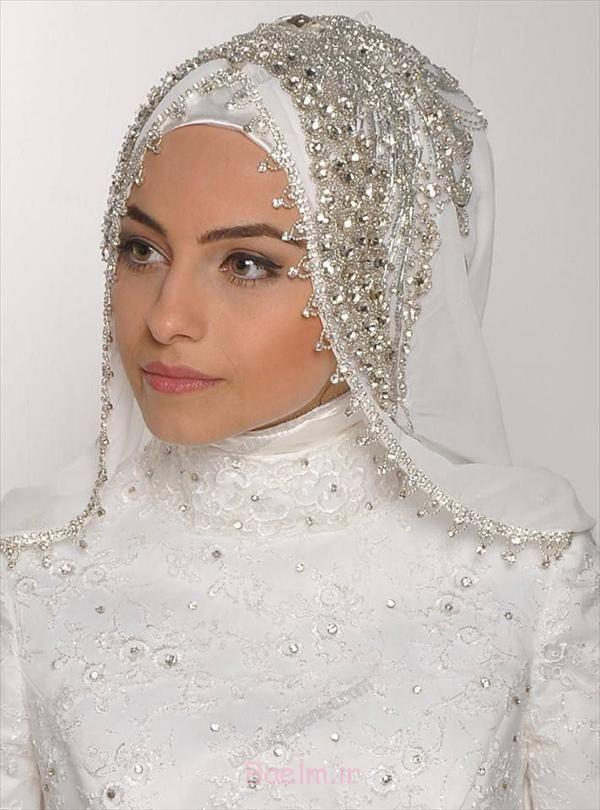 2 Wedding Wear hijab trends 2015 11 Trends of Wedding Muslim Women Islamic