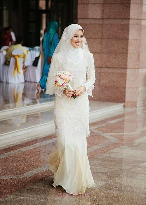 3f413fd6cb8087503abab1995901065d Modern Islamic Wedding Dresses 2015/2016