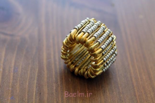 jewelry8 تزیینات ایمنی پین