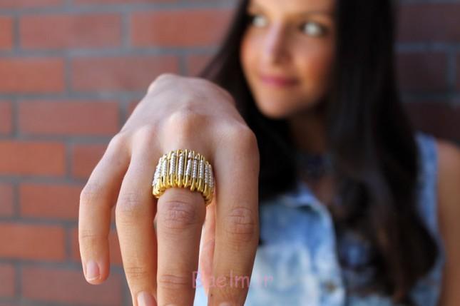 jewelry9 تزیینات ایمنی پین