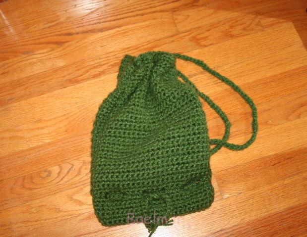 Picture of Crochet Backpack