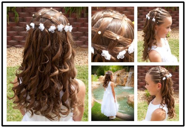 چگونه برای انجام ناز گل مدل موهای