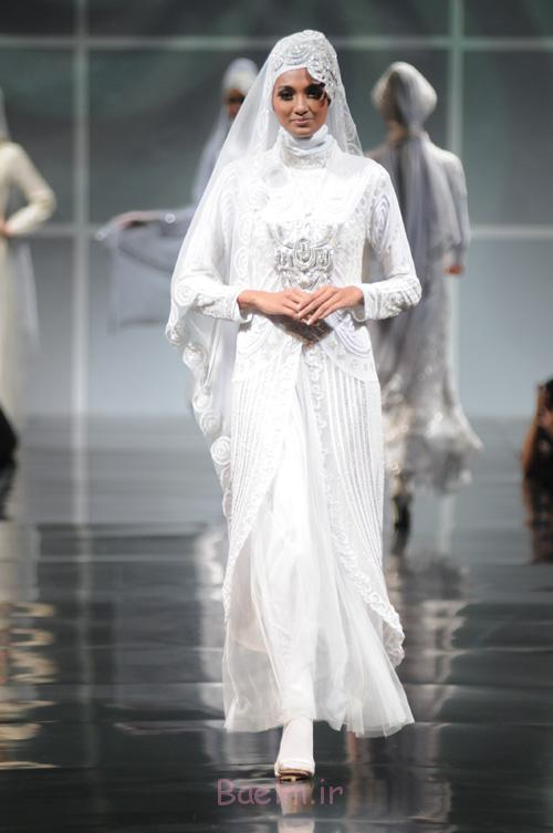 Irna La Perle 5 Modern Islamic Wedding Dresses 2015/2016