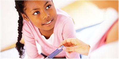 علل دیابت در کودکان,درمان داروریی دیابت کودکان