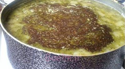 آش شلغم, پخت آش شلغم