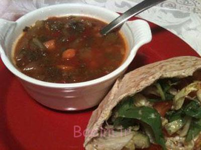 پخت سوپ چربی سوز, طرز تهیه سوپ رژیمی