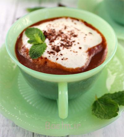 مواد لازم برای هات چاکلت,نکاتی برای تهیه هات چاکلت