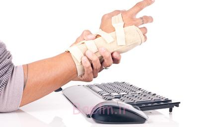 علل بروز سندرم کانال کارپال, ام.آر.آی