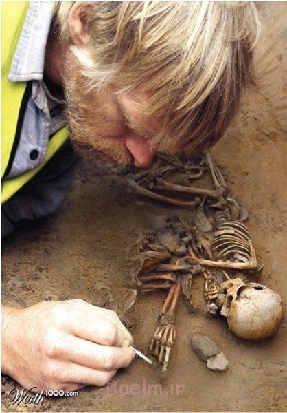 کشف اجساد قوم عاد و ثمود در عربستان