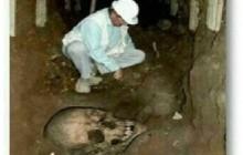 آیا واقعا اجساد انسانهای غولپیکر در عربستان کشف شده است ؟