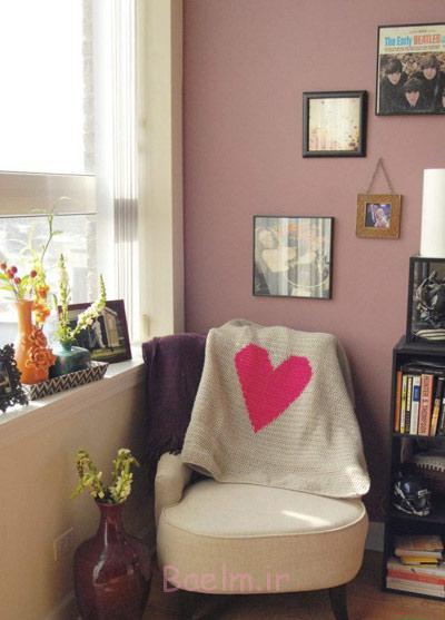 تزیین مبل با پتو, دکوراسیون پاییزی خانه