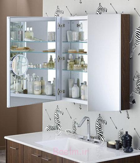 کابینت حمام و دستشویی, کمدهای کاربردی سرویس بهداشتی