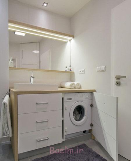 دکوراسیون حمام و دستشویی,دکوراسیون کمد سرویس بهداشتی