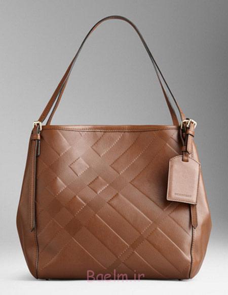 کیف زنانه برند بربری,کیف های شیک زنانه