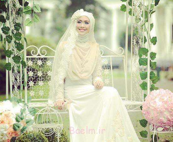 muslim wedding dresses 7 Trends of Wedding Muslim Women Islamic