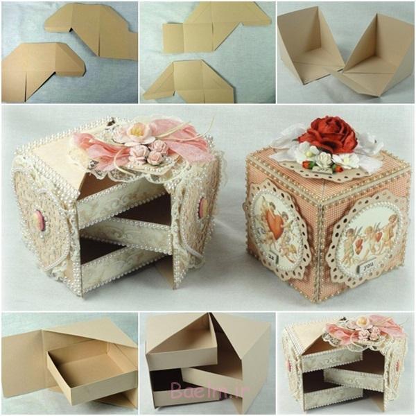 جعبه جواهرات سازی