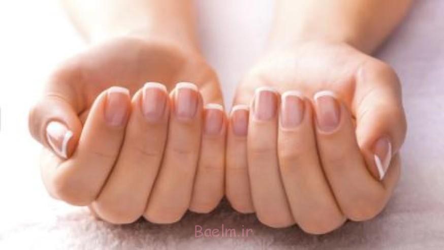 درمان خانگی پوسته پوسته شدن ناخنها