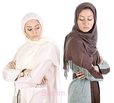 چگونه با مادر شوهر و خواهر شوهر رفتار کنیم, سیاست رفتار با خواهر شوهر رفتار با خواهر شوهر بد,