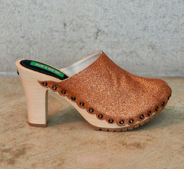 Vegane Schuhe Rebecca Mink öko shuhe kupferfarbe