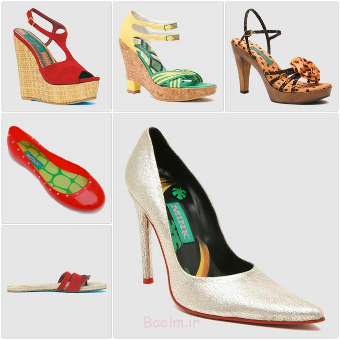 Vegane Schuhe Rebecca Mink Designerschuhe