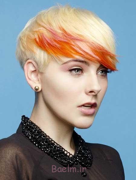 جدیدترین رنگ مو ۲۰۱۶