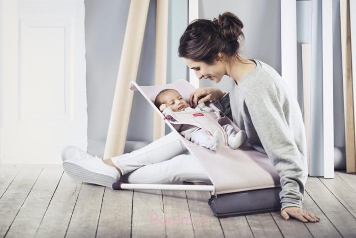 babyschaukel innovatives design praktisch modern