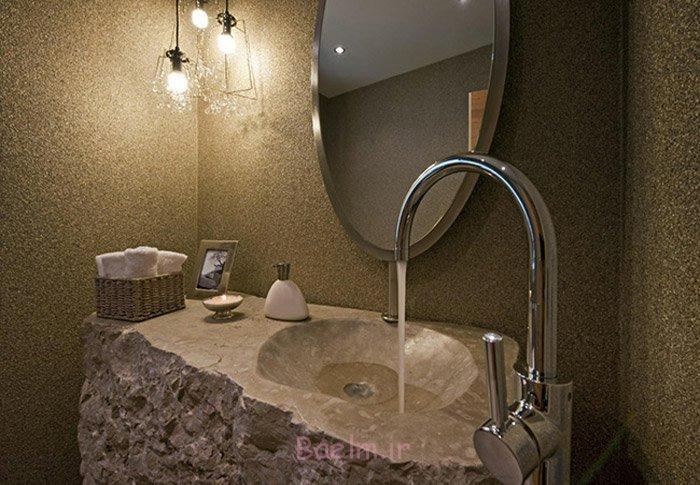 design waschbecken naturstein