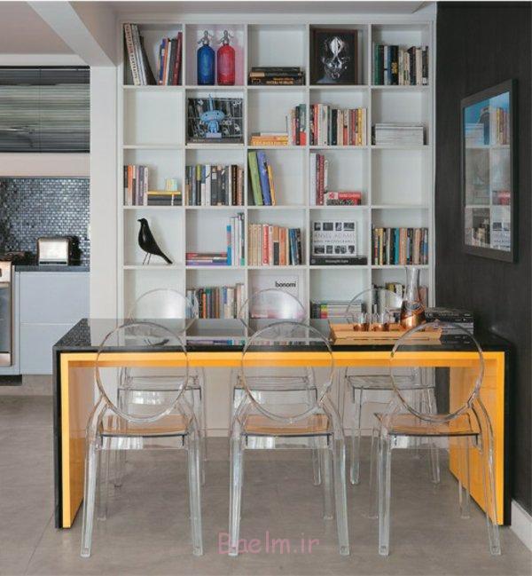 esszimmertisch mit stühlen esstisch acrylstühle esszimmer modern