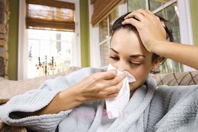 بیماری آنفلوآنزا,علائم آنفلوآنزا,درمان آنفلوآنزا