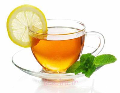 دم کردن چای سرد نعناع و گل یاس,تهیه چای سرد نعناع و گل یاس