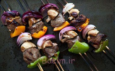 درست کردن کباب گوشت خانگی,طرز تهیه سس کباب گوشت