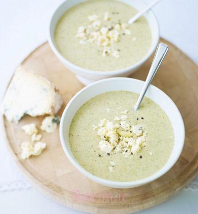 طرز تهیه سوپ گل کلم,پخت سوپ گل کلم