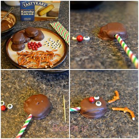 تزیین شیرینی های کریسمس,طرز تهیه شیرینی های کریسمس