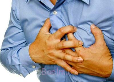 تشخیص درد قلبی, درد پشت قفسه سینه