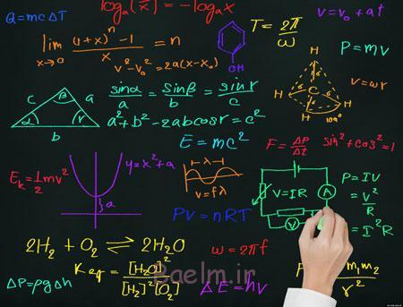 گرایش های رشته ریاضی,رشته ریاضی,گرایش های رشته ریاضی در مقطع کارشناسی ارشد