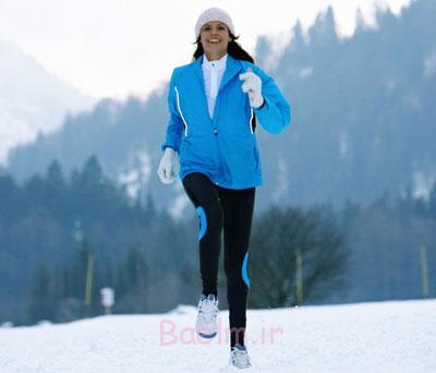 ورزش در زمستان,آسیب های ورزش کردن در هوای سرد, ورزش در هوای سرد