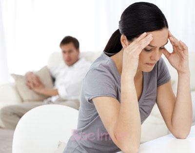 سرد مزاجی, کاهش میل جنسی,روابط زناشویی