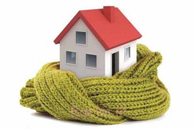 گرم کردن خانه در زمستان,گرم کردن خانه بدون بخاری