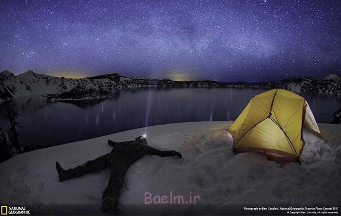 گرم ماندن در شبهای زمستانی اهمیت زیادی دارد. با این حال مواظب باشید خوابتان نبرد.