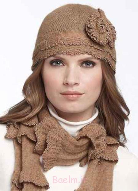 جدیدترین مدل شال گردن,مدل شال و کلاه