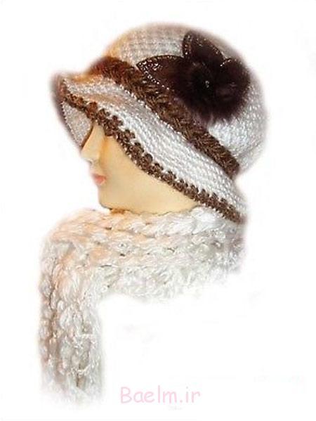 مدل شال و کلاه ست, جدیدترین مدل شال گردن