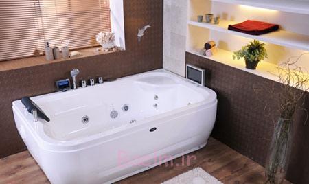 طراحی حمام و سرویس بهداشتی,طراحی مقرون به صرفه سرویس بهداشتی