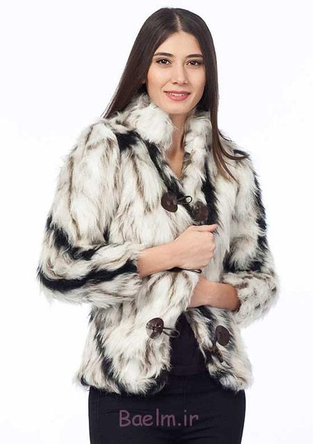 مدل کاپشن دخترانه, کت پشمی زنانه