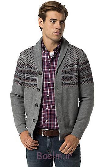 لباس زمستانی مردانه برند تامی هیلفیگر, مدل سویشرت مردانه