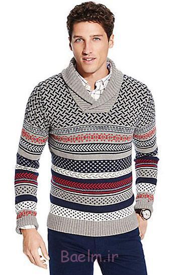 مدل پلیور مردانه برند تامی هیلفیگر, لباس مردانه برند تامی هیلفیگر