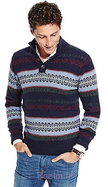 لباس زمستانی مردانه, لباس زمستانی برند تامی هیلفیگر